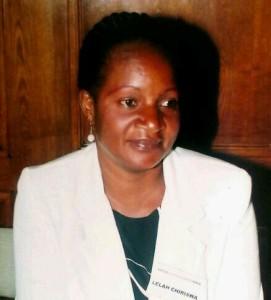 Teach Profile - Leah Chiriswa